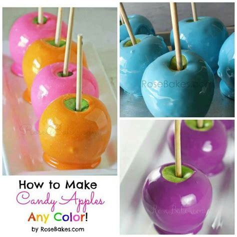 how to make colored apple how to make apples any color apples