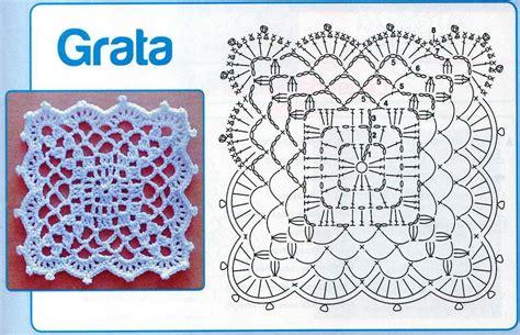piastrelle all uncinetto schemi punti all uncinetto cerchi fiori piastrelle e triangoli