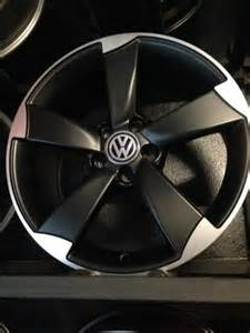 17 quot audi rs3 rs5 rims 5 100 pcd in black athlone