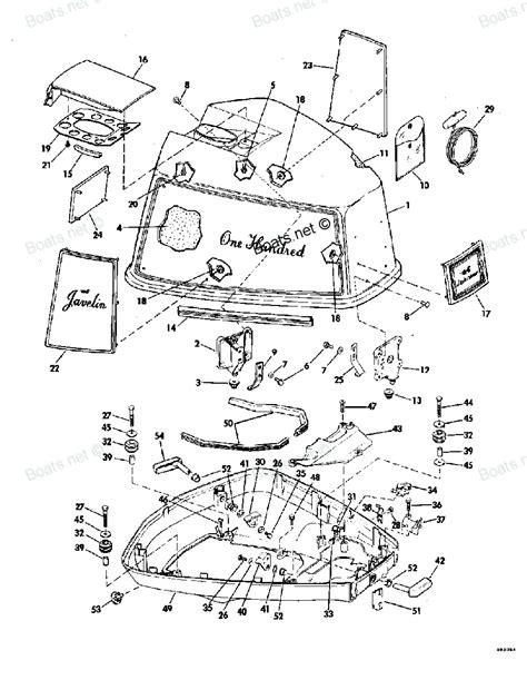 evinrude outboard parts diagram motor parts johnson outboard motor parts diagram