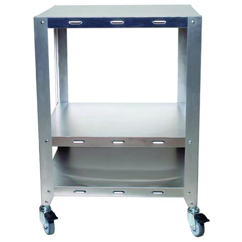 Oven Mobil cadco ovhds 25 75 quot x 30 25 quot mobile equipment stand for cadco convection ovens undershelf