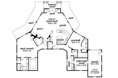 Prairie Floor Plans by Prairie Style House Plans Baltimore 10 554 Associated