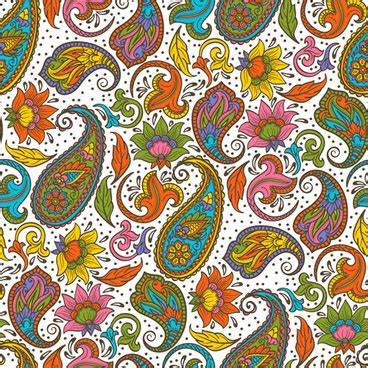 indian pattern vector ai indian paisley pattern free vector download 19 425 free