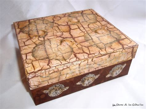 Decoupage Box - decoupage box