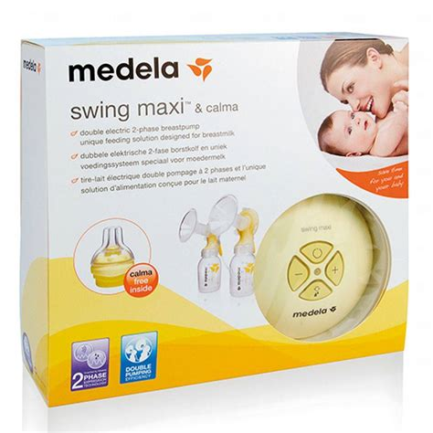 medela double swing medela medela breastpump swing maxi double electrically