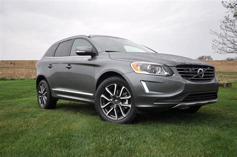 volvo xc  awd drive  gas mileage review