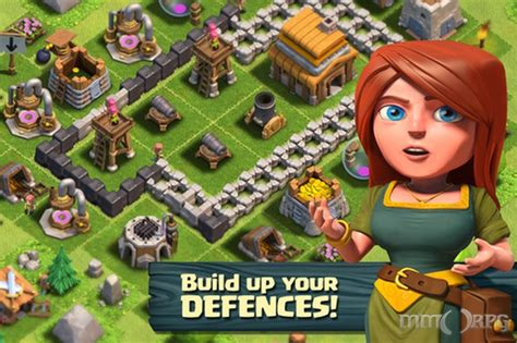Jaket Zipper Clash Of Clans Supercell clash of clans screenshots mmorpg