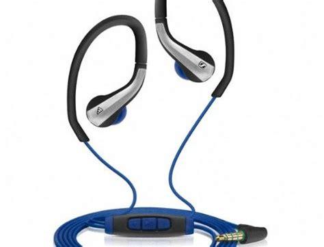 Earphone Sennheiser Sports Earbud By Adidas sports headphones test sennheiser ocx 685i sports