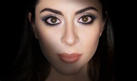 eyeshadow tutorial for round eyes easy eye makeup for round eyes makeup vidalondon