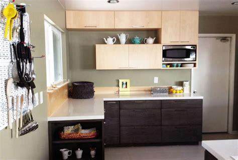 desain interior dapur sangat sederhana koleksi contoh gambar desain interior dapur dari yang