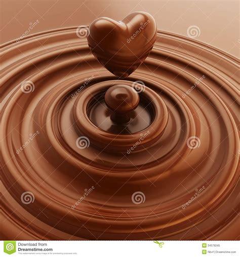 Liquid Chocolate Mr Milt symbol made of liquid chocolate royalty free stock photo image 34579245
