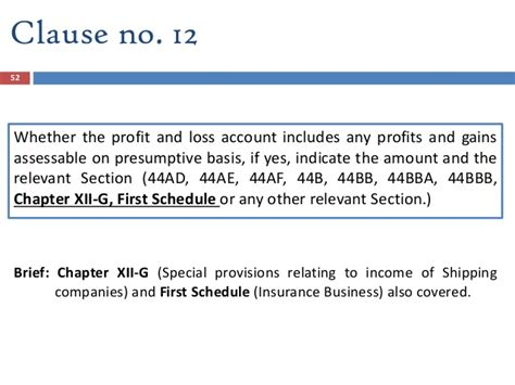 section 271b 02 09 15 tax audit clausewise