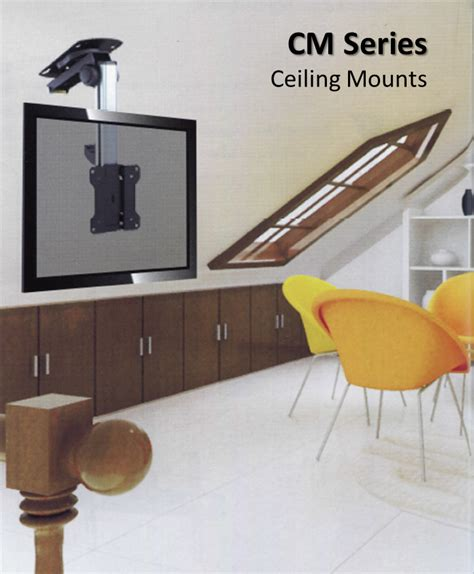 Hanging Tv Mount Ceiling by Tv Wall Mount For Slanted Ceiling Talkbacktorick