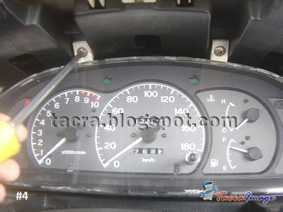 Cable Meter Wira tacra s diy garage meter cable replacement