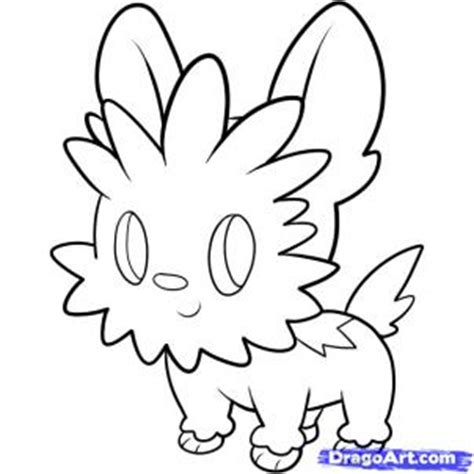 pokemon coloring pages lillipup pokemon the unova region images lillipup drawing wallpaper