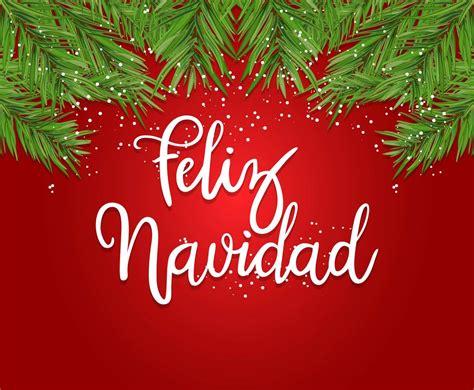 Feliz Navidad Card feliz navidad greeting card vector graphics