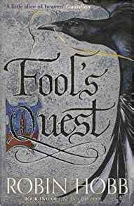 fool s quest fitz and the fool book 2 amazon co uk robin hobb 9780007444243 books