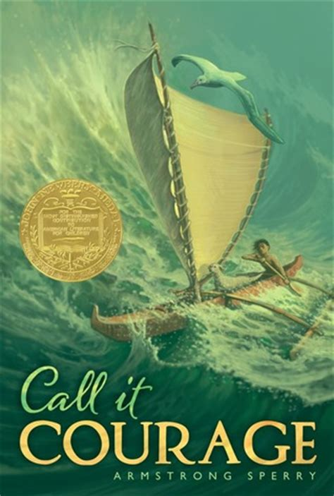 afraid to discovering the courage to again books call it courage by armstrong sperry reviews discussion