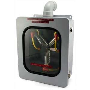 flux capacitor garbage time machine duplicates flux capacitor replica