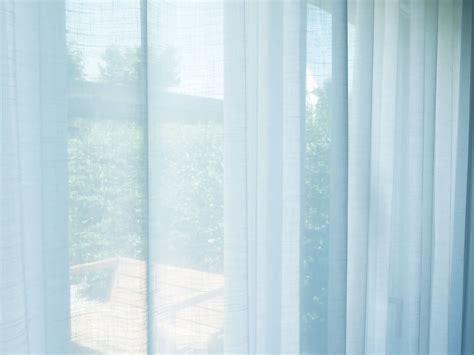 Sichtschutz Vorhang Garten 760 by Tagvorhang Palermo Leinenoptik Weiss Cremeweiss Braun
