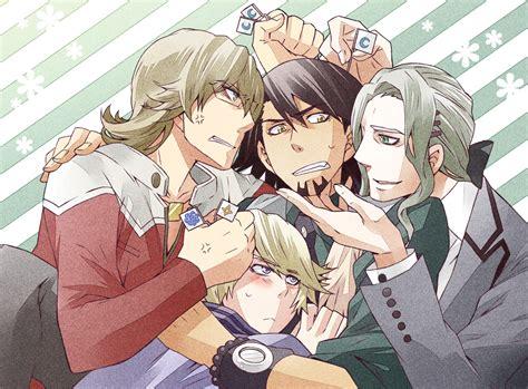 anime wallpaper r18 tiger bunny 884191 zerochan