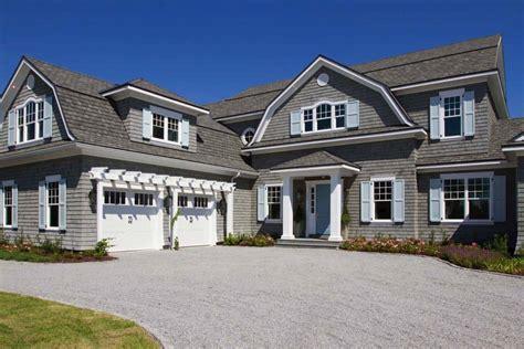 shingle style gambrel house plans