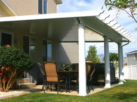 solid top patio covers in utah boyd s custom patios