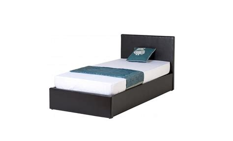 Faux Leather Ottoman Storage Bed Furniturekraze Ltd Waverley Ottoman Storage Bed In Faux Leather 3 Sizes 2 Colours