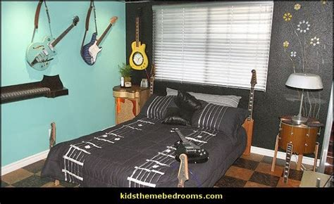 guitar bedroom decorating theme bedrooms maries manor music bedroom