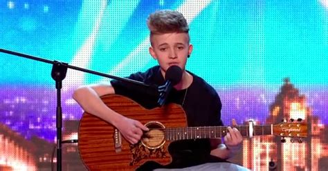 bailey mcconnell impresses everyone on britains got talent watch bailey mcconnell move bgt
