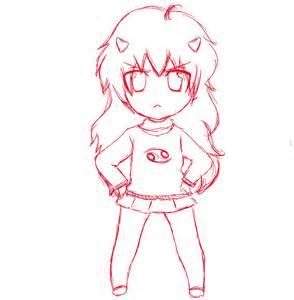 karkst style chibi sketch by kinseninyotopias on