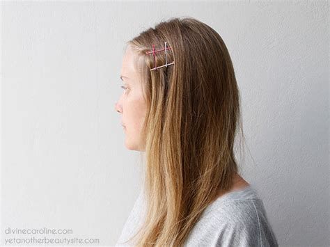 hairstyles with hair grips bobby pin hairstyles 3 ways to accessorize more com