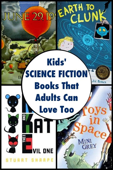 pictures of fiction books 7 children s science fiction books for geeks of all ages