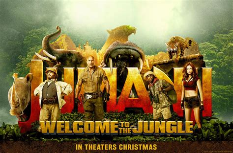 recent movies jumanji welcome to the jungle by dwayne johnson new jumanji posters shine light on archetypes welcome to the legion welcome to the legion