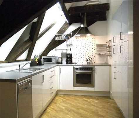 attic kitchen ideas attic kitchens pros and cons of cooking in the rafters