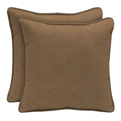home decorators outdoor pillows home decorators collection sunbrella cast teak square
