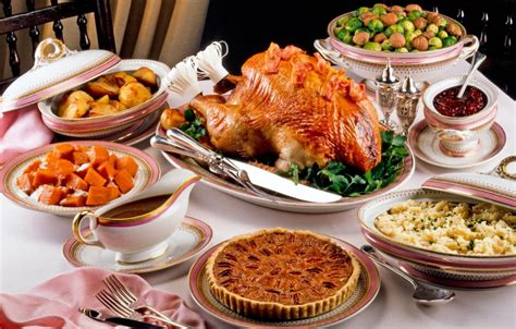 Traditional Foods At Thanksgiving