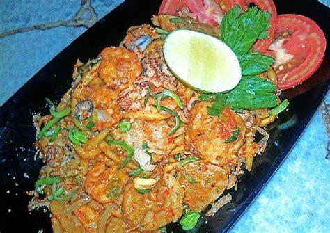 resep mie gomak pedas medan oleh wahyu faddila cookpad