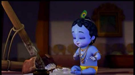 cartoon film of krishna little krishna junglekey in image