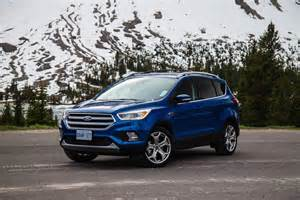 drive 2017 ford escape canadian auto review