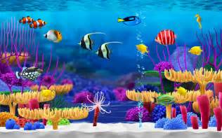 Aquarium Screensaver on the Mac App Store