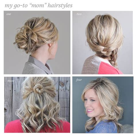 mom haircuts easy to maintain best 25 easy mom hairstyles ideas on pinterest 5 minute