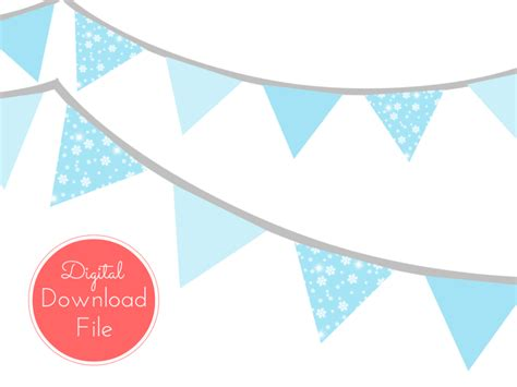 printable frozen garland banner 3 colors archives page 2 of 2 magical printable