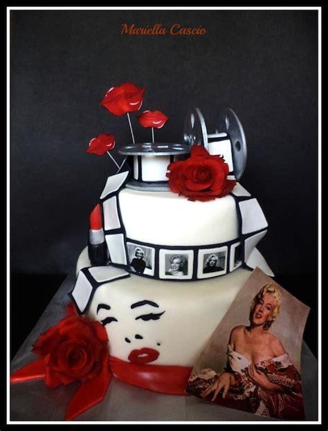Home Design Lover Website by Torte Dedicate A Marilyn Monroe Cakemania Dolci E Cake