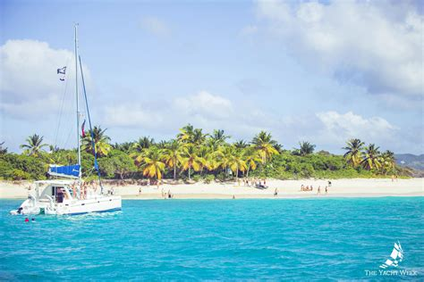 10 Reasons To Visit The Bvi S The Yacht Week