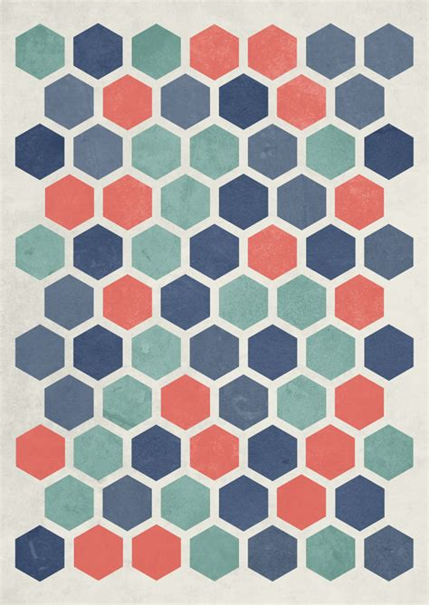 geometric pattern for photoshop how to create an abstract geometric poster design