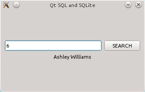 qt tutorial sql how to embed a database in your application with sqlite and qt