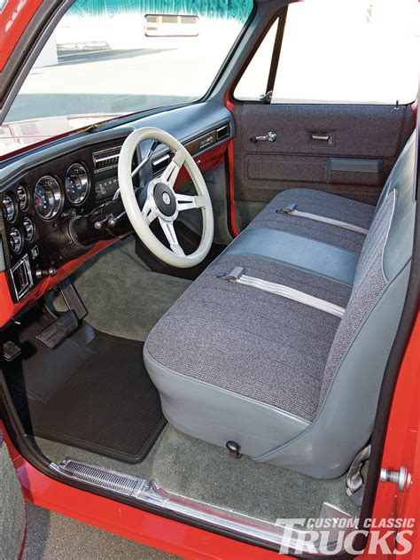 1973 Chevy Interior by 301 Moved Permanently
