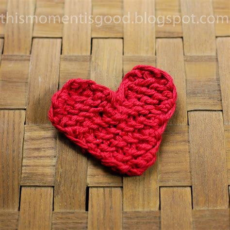 Heart Pattern Loom | loom knit heart free pattern loom knitting by this
