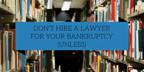new bankruptcy the will it work for you books why not file for bankruptcy without a lawyer